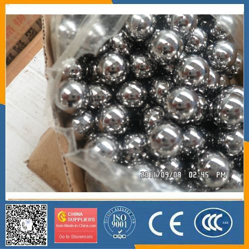 High Quality Chrome Steel Stainless Steel Deep Groove Bearing Ball